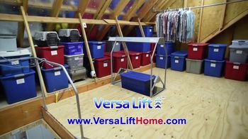 Versa Lift TV Spot, 'Versatility Tip: Vacuum' - Thumbnail 9