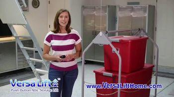 Versa Lift TV Spot, 'Versatility Tip: Vacuum' - Thumbnail 7