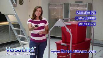 Versa Lift TV Spot, 'Versatility Tip: Vacuum' - Thumbnail 8