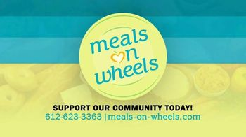 Meals on Wheels America TV Spot, 'Determined' - Thumbnail 9