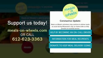 Meals on Wheels America TV Spot, 'Determined' - Thumbnail 6