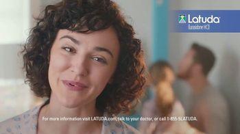 Latuda TV Spot, 'Lauren's Story: Here for You'