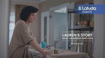 Latuda TV Spot, 'Lauren's Story: Here for You' - Thumbnail 3