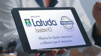 Latuda TV Spot, 'Lauren's Story: Here for You' - Thumbnail 4