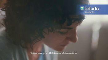 Latuda TV Spot, 'Lauren's Story: Here for You' - Thumbnail 6