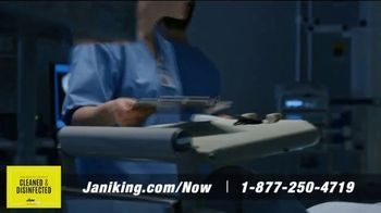 Jani-King TV Spot, 'Keep Your Employees and Customers Safe' - Thumbnail 1