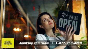 Jani-King TV Spot, 'Keep Your Employees and Customers Safe' - Thumbnail 3