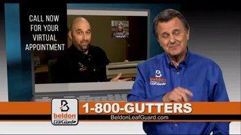 Beldon LeafGuard Spring Blowout Sale TV Spot, 'No Matter the Weather' - Thumbnail 8