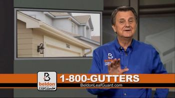 Beldon LeafGuard Spring Blowout Sale TV Spot, 'No Matter the Weather' - 3 commercial airings