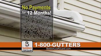Beldon LeafGuard Spring Blowout Sale TV Spot, 'No Matter the Weather' - Thumbnail 5