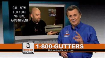 Beldon LeafGuard Spring Blowout Sale TV Spot, 'No Matter the Weather' - Thumbnail 7