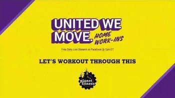 Planet Fitness TV Spot, 'Home Work-Ins' - Thumbnail 9