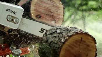 STIHL TV Spot, 'Real STIHL: Chain Saw and Blower' Song by Sacha James Collisson - Thumbnail 4