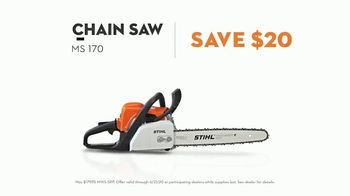 STIHL TV Spot, 'Real STIHL: Chain Saw and Blower' Song by Sacha James Collisson - Thumbnail 6