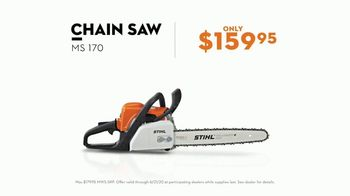 STIHL TV Spot, 'Real STIHL: Chain Saw and Blower' Song by Sacha James Collisson - Thumbnail 7