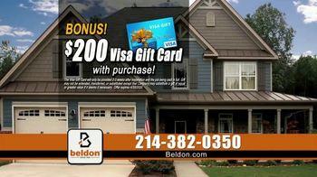 Beldon Siding TV Spot, 'Count on Us: $500 Off' - Thumbnail 6