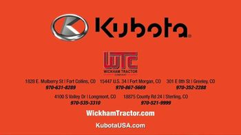 Kubota TV Spot, 'Construction Equipment: Attention to Detail' - Thumbnail 9
