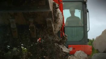 Kubota TV Spot, 'Construction Equipment: Attention to Detail' - Thumbnail 1
