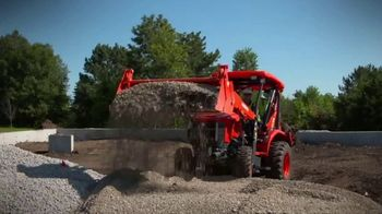 Kubota TV Spot, 'Construction Equipment: Attention to Detail' - Thumbnail 3