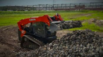 Kubota TV Spot, 'Construction Equipment: Attention to Detail' - Thumbnail 8