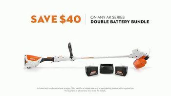 STIHL TV Spot, 'Real STIHL: AK Series Double Battery Bundle' Song by Sacha James Collisson - Thumbnail 5