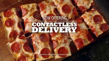 Jet's Pizza TV Spot, 'Contactless Delivery' - Thumbnail 8