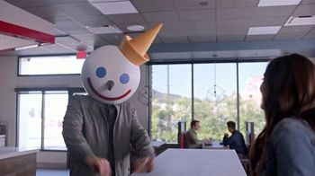 Jack in the Box Boosted Coffees TV Spot, 'Desayuno famosa: foto' [Spanish] - Thumbnail 2