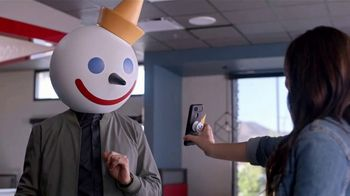 Jack in the Box Boosted Coffees TV Spot, 'Desayuno famosa: foto' [Spanish] - Thumbnail 4