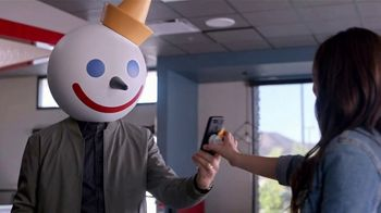 Jack in the Box Boosted Coffees TV Spot, 'Desayuno famosa: foto' [Spanish] - Thumbnail 5