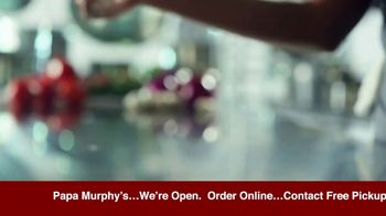 Papa Murphy's Pizza $12 Tuesday TV Spot, 'Seriously: Contact-Free Pickup' - Thumbnail 1