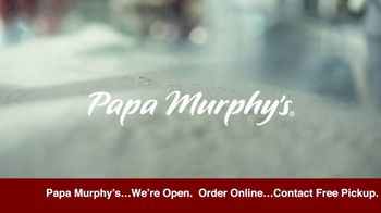 Papa Murphy's Pizza $12 Tuesday TV Spot, 'Seriously: Contact-Free Pickup' - Thumbnail 2