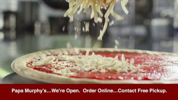 Papa Murphy's Pizza $12 Tuesday TV Spot, 'Seriously: Contact-Free Pickup' - Thumbnail 4