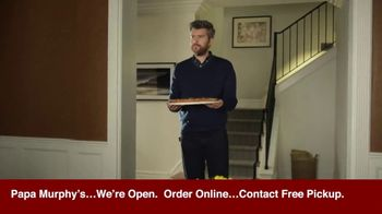 Papa Murphy's Pizza $12 Tuesday TV Spot, 'Seriously: Contact-Free Pickup' - Thumbnail 6