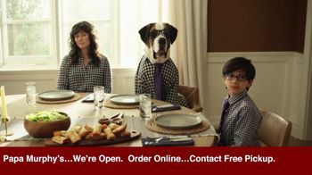 Papa Murphy\'s Pizza $12 Tuesday TV Spot, \'Seriously: Contact-Free Pickup\'