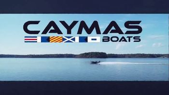 Caymas Boats CX 21 TV Spot, 'The Future Has Arrived' - Thumbnail 9