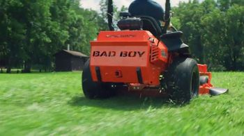 Bad Boy Mowers TV Spot, '60 Month Financing'