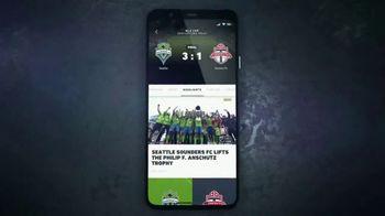 Major League Soccer App TV Spot, 'Take Control'