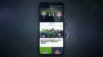 Major League Soccer App TV Spot, 'Take Control'