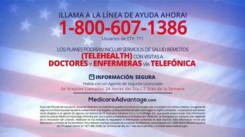 MedicareAdvantage.com TV Spot, 'Cambios: Telehealth' [Spanish] - Thumbnail 5