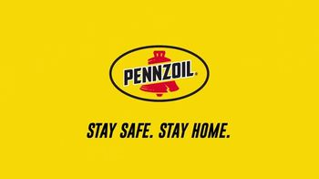 Pennzoil TV Spot, 'Stay Safe. Stay Home.' - Thumbnail 10