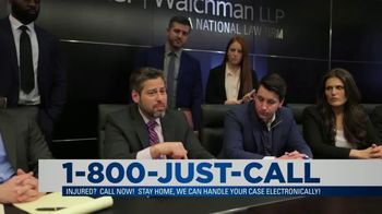 Parker Waichman TV Spot, 'Stay At Home: Electronic Consultations' - Thumbnail 2