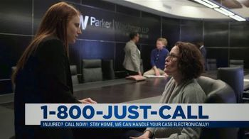 Parker Waichman TV Spot, 'Stay At Home: Electronic Consultations' - Thumbnail 4
