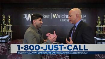 Parker Waichman TV Spot, 'Stay At Home: Electronic Consultations' - Thumbnail 8