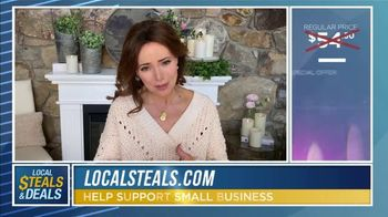 Local Steals & Deals TV Spot, 'Color Wow: Roots Need Help' Featuring Lisa Robertson, Chris Appleton - Thumbnail 9