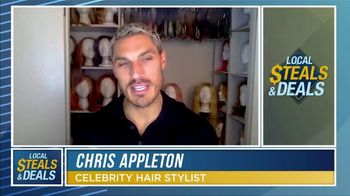 Local Steals & Deals TV Spot, 'Color Wow: Roots Need Help' Featuring Lisa Robertson, Chris Appleton - Thumbnail 3
