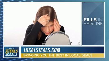 Local Steals & Deals TV Spot, 'Color Wow: Roots Need Help' Featuring Lisa Robertson, Chris Appleton - Thumbnail 5