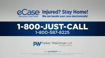 Parker Waichman TV Spot, 'Plan for the Future' - Thumbnail 10