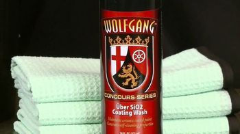 Autogeek.com TV Spot, 'Wolfgang Uber SIO2 Coating Wash' - Thumbnail 7