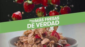 Special K Red Berries TV Spot, 'Fresas de verdad' [Spanish] - Thumbnail 4