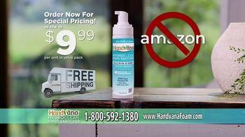 Handvana Hydroclean Hand Sanitizer TV Spot, 'Trusted' - Thumbnail 7